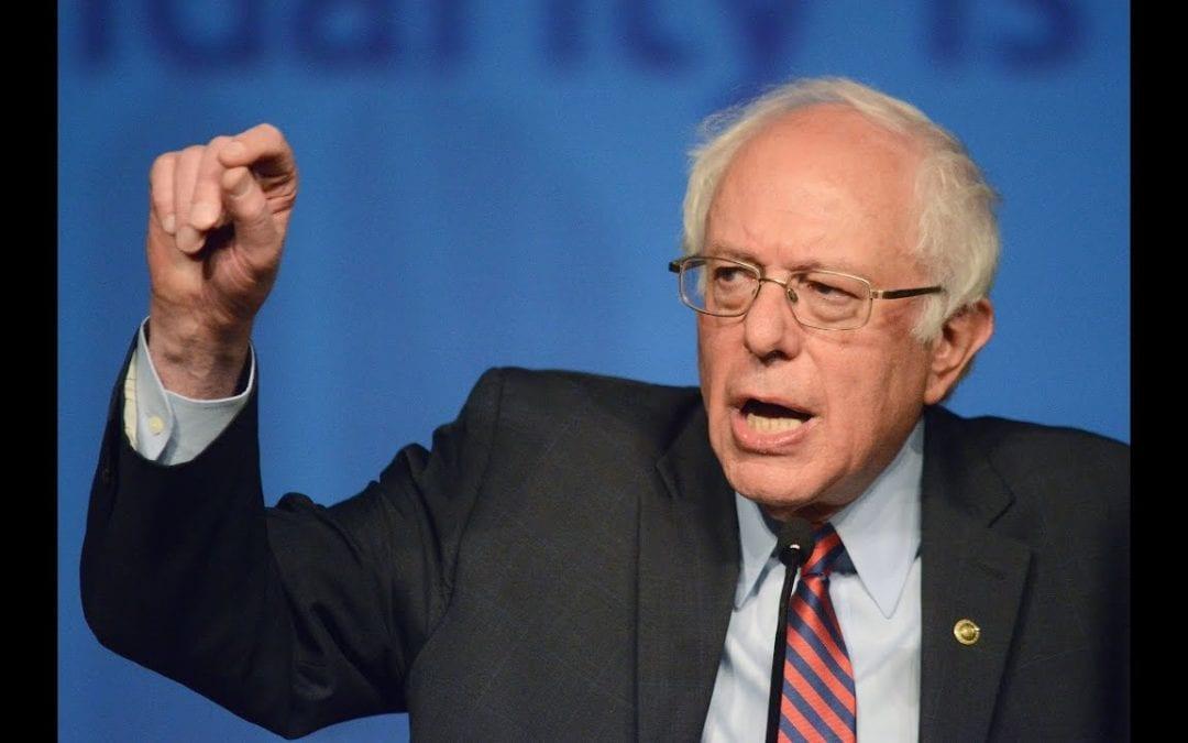 Politico's Newest NONSENSE Bernie Sanders Smear