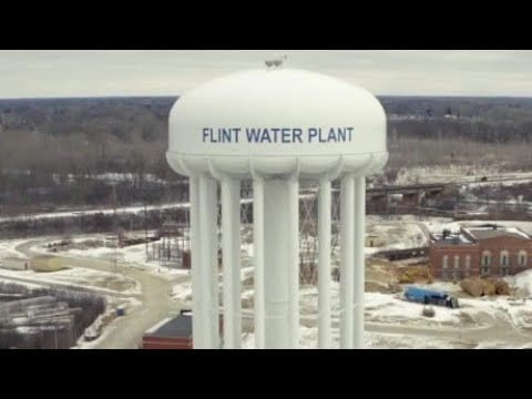Flint Running Out of Bottled Water Donations