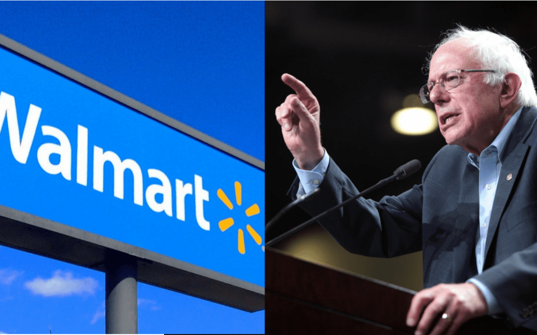 Bernie Sanders Takes on Walmart; TransCanada STILL Working on #KeystoneXL After Permit Revoked