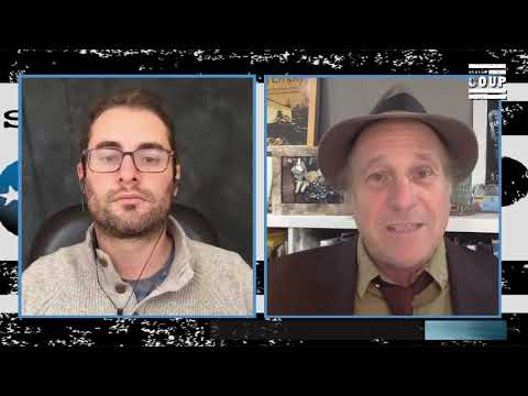 "Greg Palast Interview With Jordan Chariton: Election Fraud & the ""Lazy F**k'"" Corporate Media"