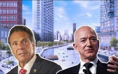 Amazon HQ2 Cuomo