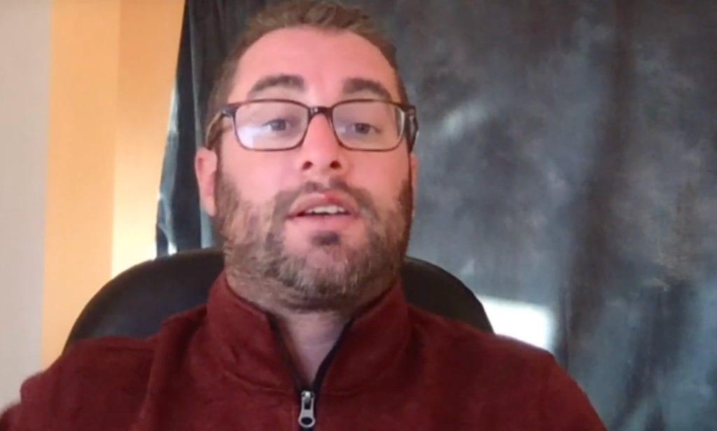 Jordan Chariton Video Diary