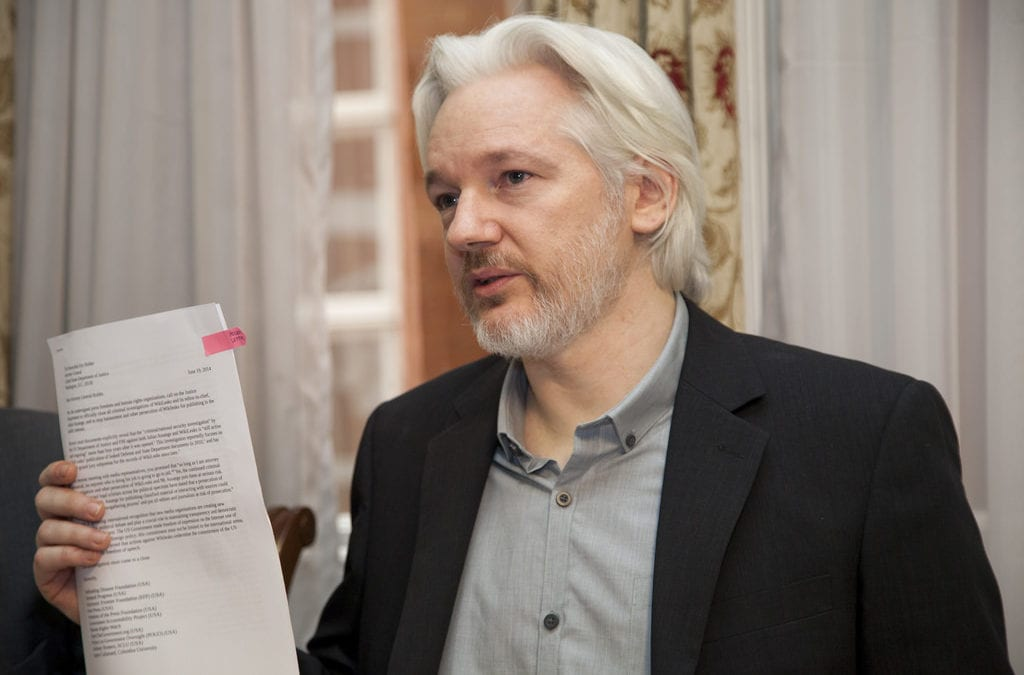 "The Guardian's PHONY Julian Assange-Paul Manafort ""Meeting"" Story STILL Unverified"