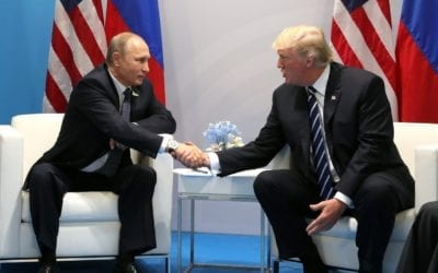 """RussiaGate's Definition of 'Collusion"""" Has Certainly Changed Since 2016"""
