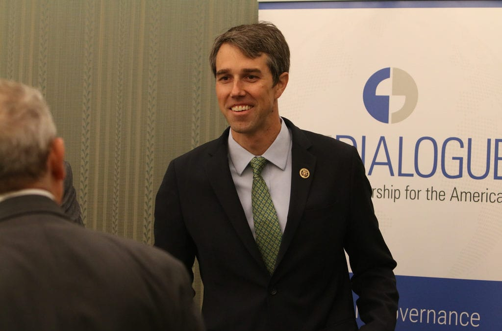 Beto O'Rourke BROKE No Fossil Fuel Money Pledge