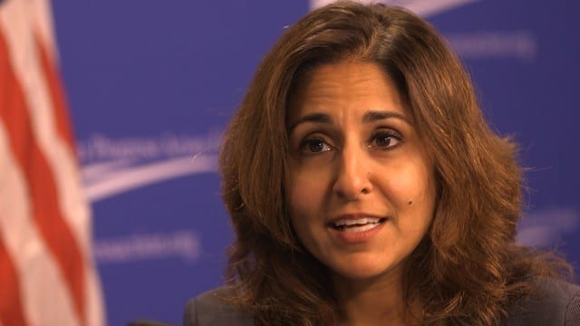 Neera Tanden HATES When Progressives Call Out Beto O'Rourke!