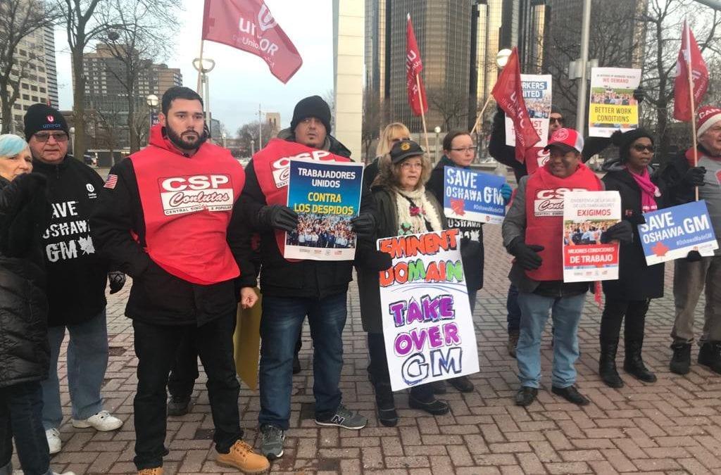Corporate Media Silent as General Motors Rips Families Apart