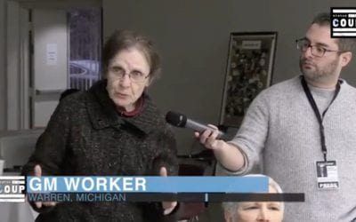 What Corporate Media Won't Show You: The People Vs. General Motors