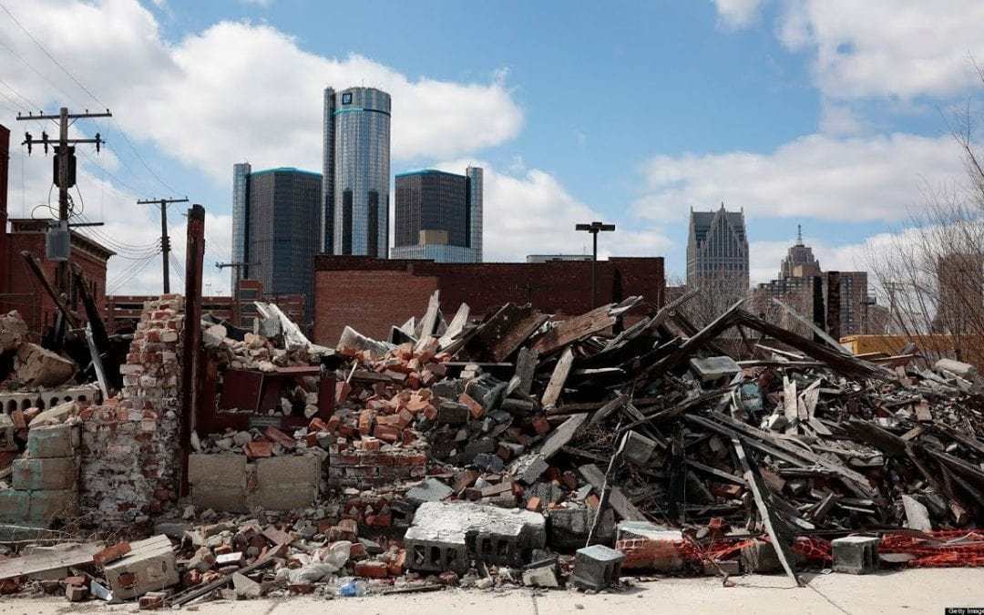 Where is the Aid for Growing Humanitarian Crisis In….Detroit?