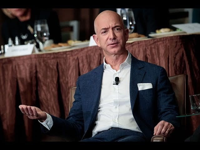 Amazon and General Motors Are Connected in Their Greed