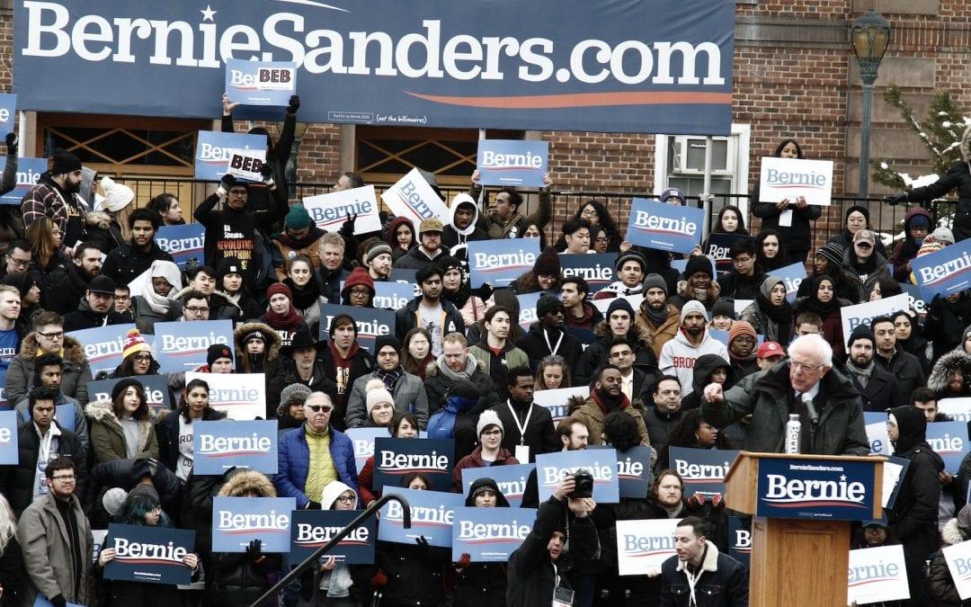 Bernie Sanders 2020: Corporate Spin Versus Reality