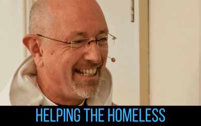 Undaunted Canadian Priest Talks Towering Barriers For Helping the Homeless