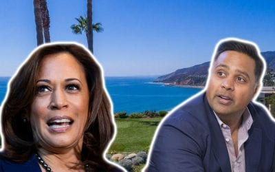 Does Kamala Harris Fundraiser Co-Host Have Connection to Global Money-Laundering Scandal?