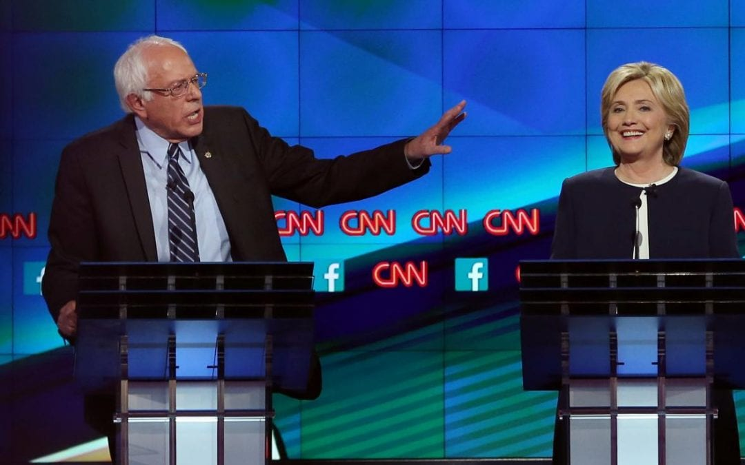 Hillary Clinton's Allies FURIOUS Over Bernie Sanders 2020 Run