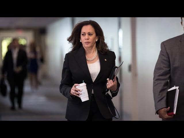 Kamala Harris Moonwalks From Disastrous Policy She Supported