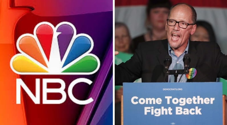 EXPOSED: NBC News Is Now Unofficially Working for the DNC