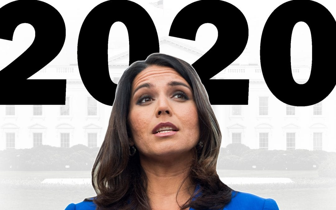 BREAKING: Tulsi Gabbard Reaches 65,000 Donors, Makes Debate Stage