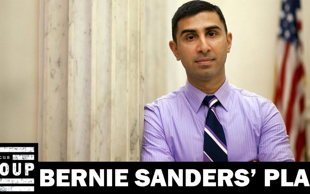 Bernie Sanders Campaign Manager Faiz Shakir on Skewed Polls, Corporate Media Conflicts