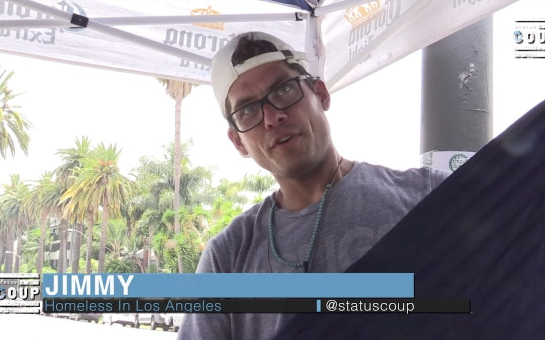 Members' Exclusive: Ty Bayliss Reports from Streets of Los Angeles on Homelessness