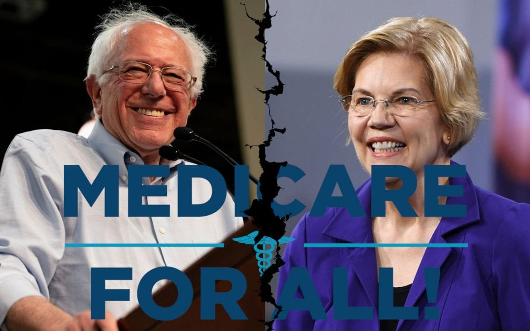 Is Elizabeth Warren Moonwalking Away From Medicare For All?
