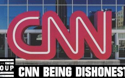 CNN LIES About Joe Biden Polling, Calls Bernie Sanders 'Grumpy Grandpa'