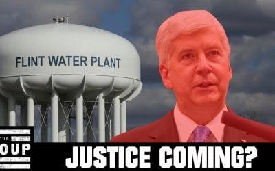 Ex-MI Gov Rick Snyder's State-Owned Phone Seized in Flint Water Crisis Investigation
