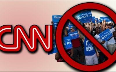 EXCLUSIVE: Bernie Sanders Supporters Allege Bernie Black Out by CNN at Detroit Debate
