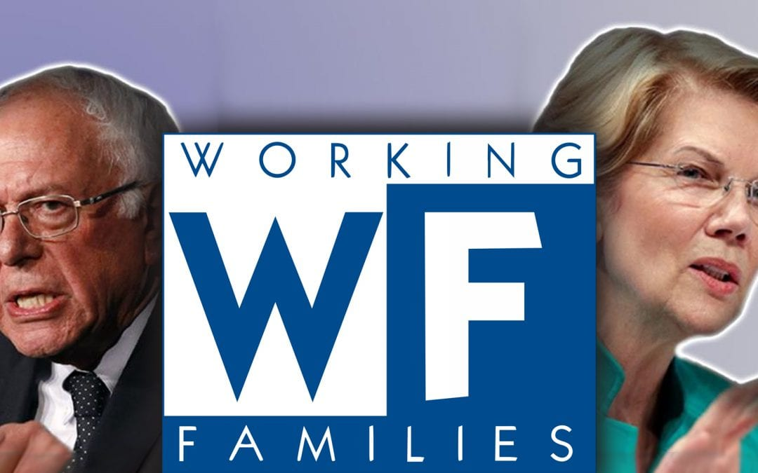 Does Elizabeth Warren's Daughter's Financial Connection to Working Families Party Hang a Cloud Over Endorsement?
