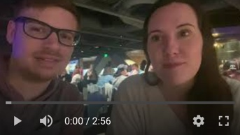 Member Video From Vegas: Colin Tooley & Jenn Dize With Behind-The-Scenes After Nevada Caucuses