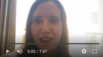 Member Video: Jenn Behind-The-Scenes From Las Vegas