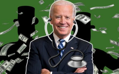 Untangling Joe Biden's Web of Healthcare Donors May Explain His Refusal to Budge on Medicare For Amid Deadly Pandemic