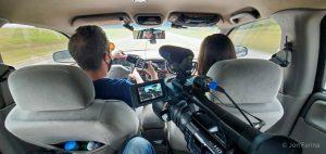 Road Trip livestream