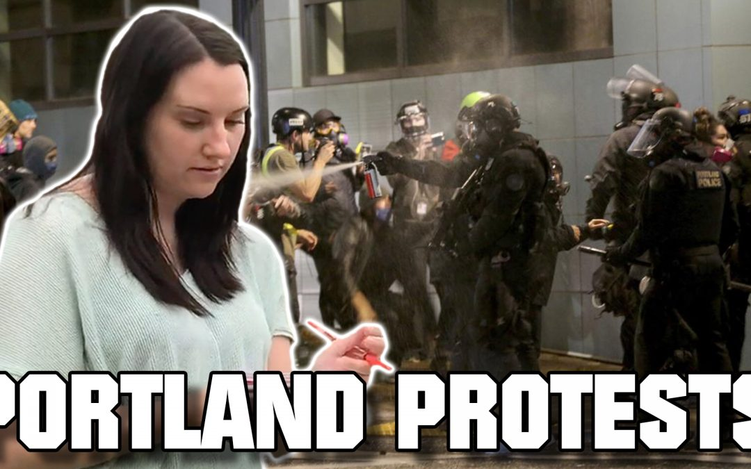 Members' Exclusive: Jenn's Quest for Protective Gear Before Proud Boys Rally