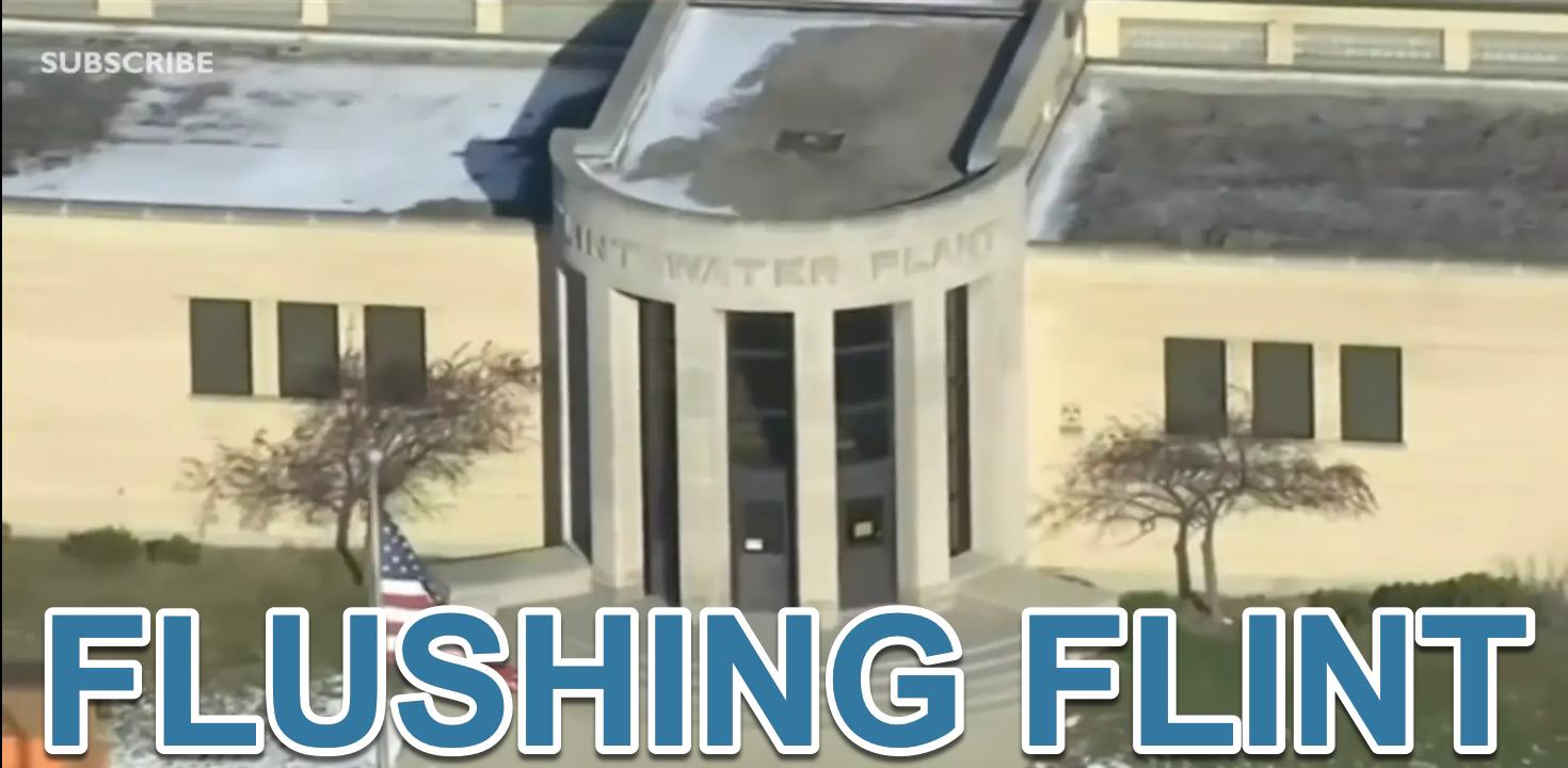 Flushing Flint