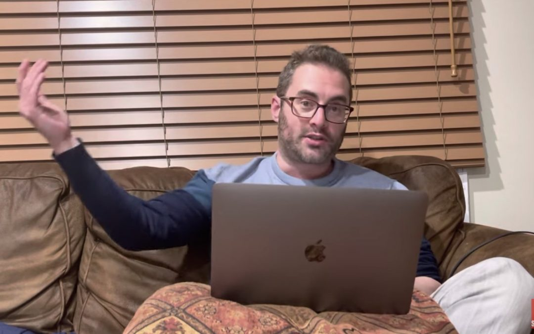 Members' Exclusive: Jordan Doing Livechat While Jon Reports in North Carolina from Andrew Brown Protests